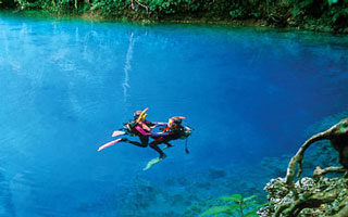 Blue Hole Diving+Espiritu Santo